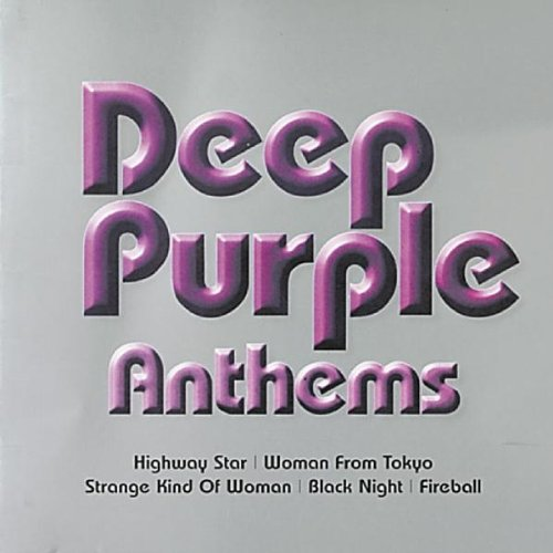 Deep Purple - Anthems - Zortam Music