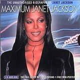 Albumcover für Maximum Janet Jackson: The Unauthorised Biography of Janet Jackson