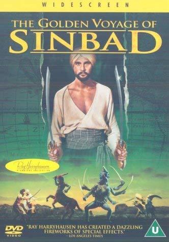 Golden Voyage of Sinbad, The / Золотое путешествие Синдбада (1974)