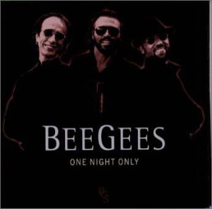 The Bee Gees - Live One Night Only - Zortam Music