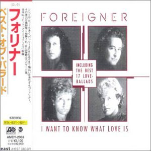 Foreigner - The Best of Ballads - Zortam Music