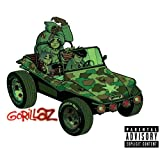 album art to Gorillaz
