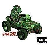 album art to Gorillaz