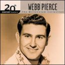 album art to 20th Century Masters: The Millennium Collection: The Best of Webb Pierce