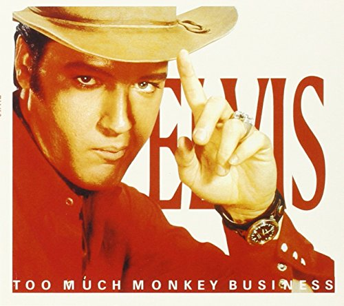 Elvis Presley - Too Much - Zortam Music