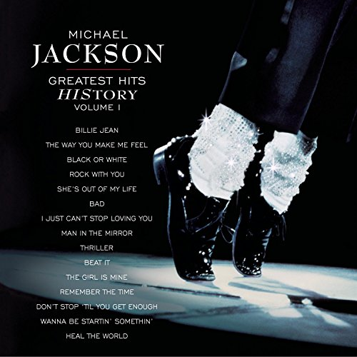 Michael Jackson - Greatest Hits_ History, Vol. 1 - Zortam Music
