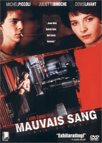Mauvais Sang / Дурная кровь (1986)