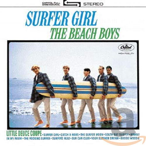 The Beach Boys - Surfer Girl (Previously Unissued) - Zortam Music