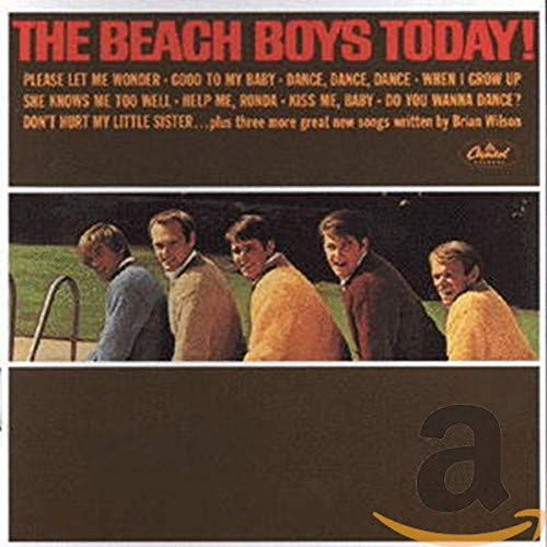 Beach Boys - Beach Boys Today/Summer Days and Summer Nights - Zortam Music