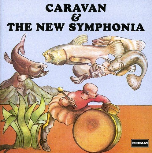 Caravan - Caravan & the New Symphonia - Zortam Music