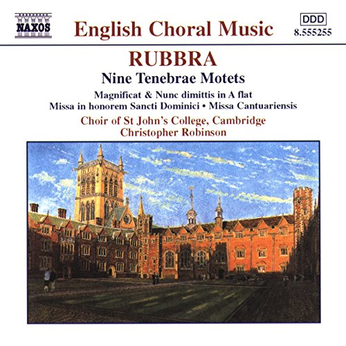 Choral Music (Choir of St. John's College, Cambridge feat. conductor: Christopher Robinson)