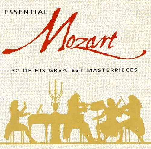 Mozart - Essential Mozart: 32 Of His Greatest Masterpieces - Zortam Music