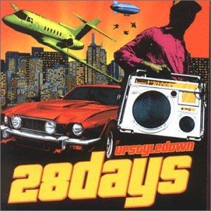 28 Days - Upstyle Down - Zortam Music