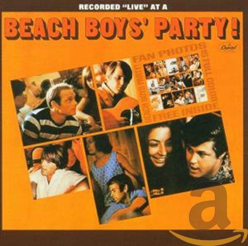 Beach Boys' Party! / Stack-O-Tracks