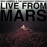 album art to Live From Mars (disc 1)