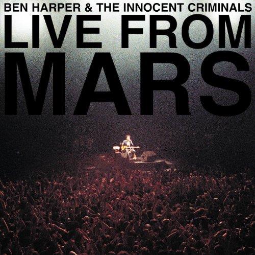 Ben Harper - Live from Mars - Zortam Music