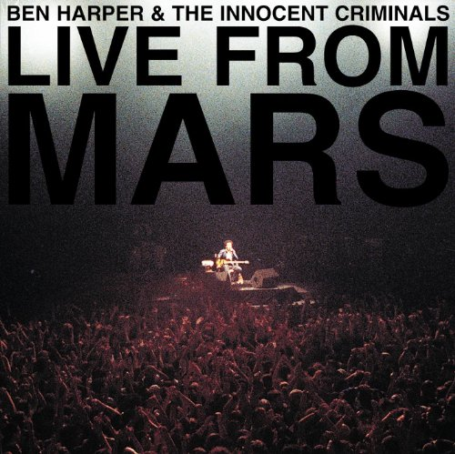 Ben Harper - Live From Mars (D Two) - Zortam Music
