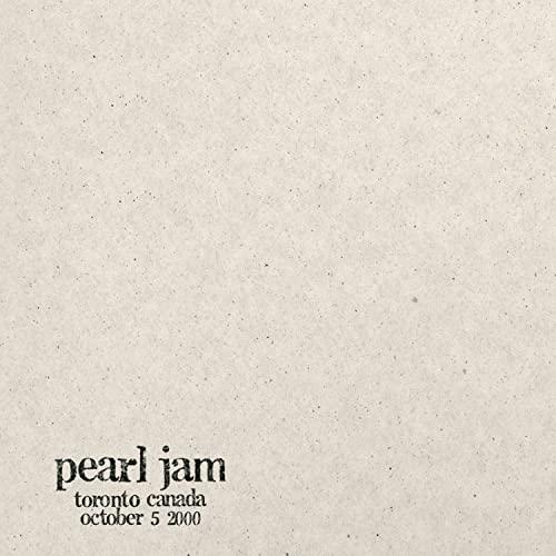 Pearl Jam - V50 2000  Toronto Canada  Octo - Zortam Music