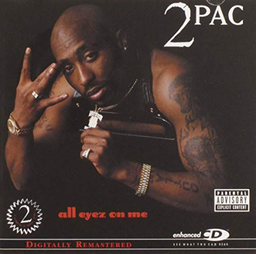 2pac - All Eyez On Me (Disc 2  Book 2) - Zortam Music