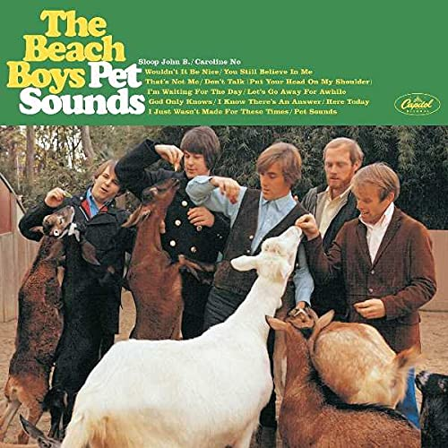 Beach Boys - Pet Sounds - Zortam Music