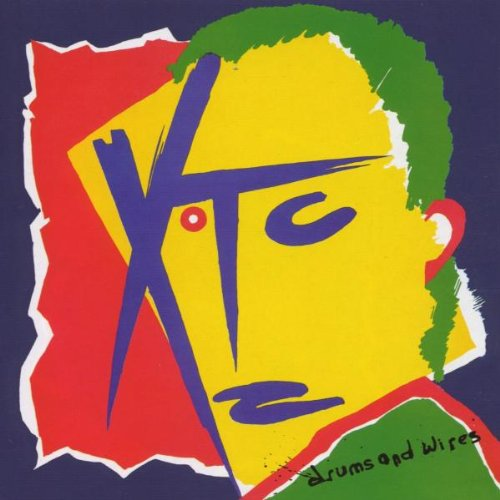 Drums and Wires by XTC album cover