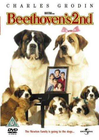 Beethoven's 2nd / Бетховен 2 (1993)