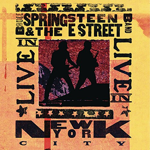 Bruce Springsteen - Live In New York City - Zortam Music