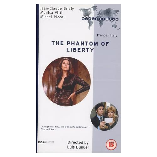 Le fantome de la liberte / Призрак свободы (1974)