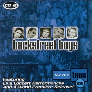 Backstreet Boys - For the Fans CD 2 [Limited] - Zortam Music