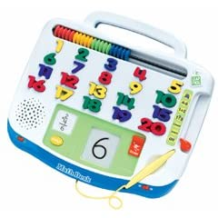COUNT AND LEARN MATH DESK