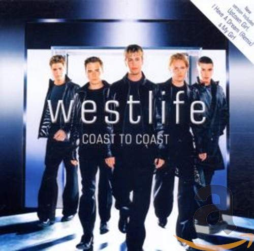 Westlife - Coast To Coast (Limited Retail - Zortam Music
