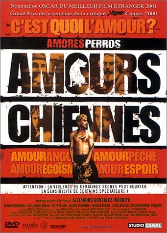Сука любовь / Amores perros (Алехандро Гонсалес Иньярриту / Alejandro González Iñárritu) [2000, Мексика, Драма, DVDRip] MVO