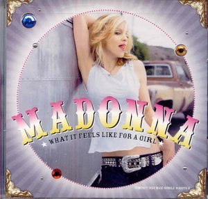 Madonna - what it feels like for a girl - Zortam Music