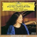 チャイコフスキー / リスト / ラヴェル : ピアノ協奏曲