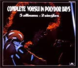 COMPLETE YOHSUI IN POLYDOR DAYS - 5 ALBUMS+2 SINGLES -