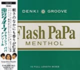 Capa do álbum Flash Papa Menthol