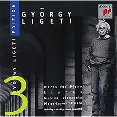 : リゲティ ピアノのための作品集