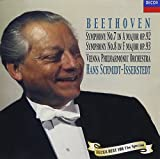 ベートーヴェン:交響曲第7番/第8番