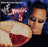 Albumcover für WWF: The Music, Volume 5