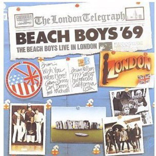 Beach Boys '69: Live in London