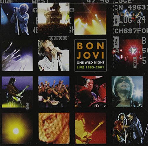 Bon Jovi - One Wild Night: Live 1985-2001 - Zortam Music