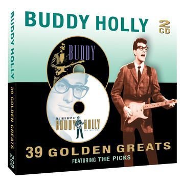 Buddy Holly - Golden Greats - Zortam Music