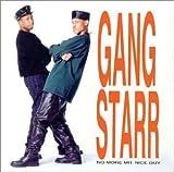 album art by Gang Starr