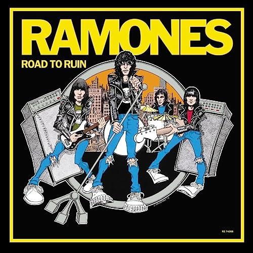 RAMONES - Road To Ruin (Remastered Extra - Zortam Music