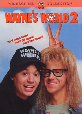 Wayne's World 2 / Мир Уэйна 2 (1993)