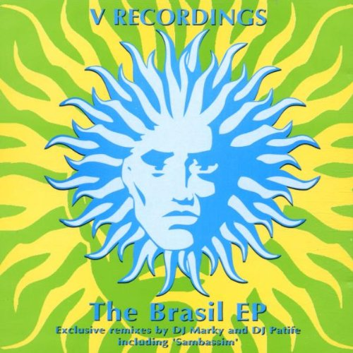 Various Artists - The Brasil EP - Zortam Music