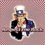 Pochette de l'album pour Respect the Rock