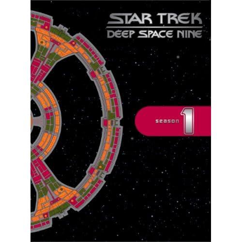 �������� ����: �������� ������ 9 ��� 7 ������� (7 ����� 20 �� 25 �����)/ Star Trek: Deep Space Nine (�� ������, ����� ������, ����� �����) [1993 �., ������� ����������, DVDRip]