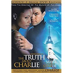 The Truth About Charlie (including with original movie 'Charade')