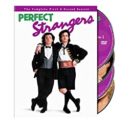 Perfect Strangers - The Complete First and Second Seasons